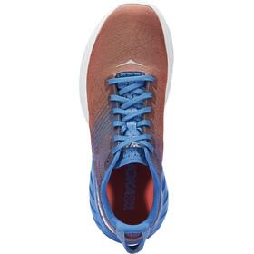 Hoka One One Mach 3 Shoes Men imperial blue/mandarin red